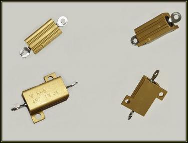 Widerstand Lötfahne 10 Ohm 100 W WH100-10RJI Drahtgewickelt 1.9 kV ± 5/% 1 Stück