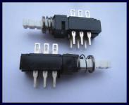 Push Button Switch Schalter 2 x Um PBN-S2A-3.5-0009  1A 25VDC 2 Stück